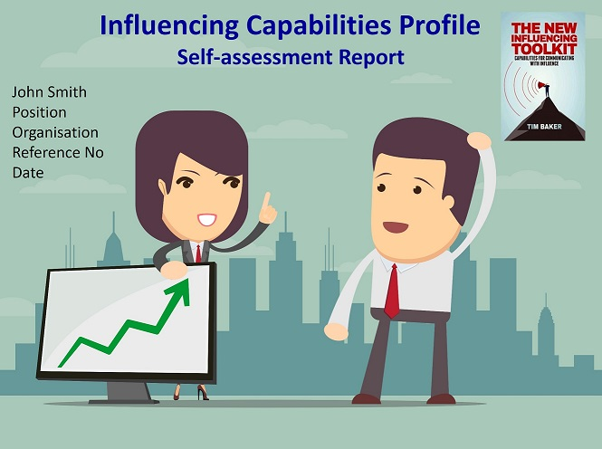 Influencing Capabilities Profile Self-Assessment Cover